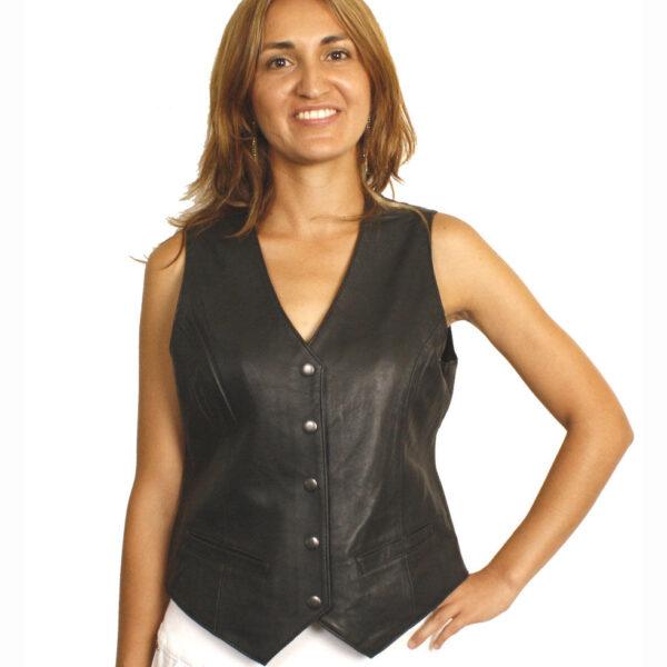 Women Leather Biker's Wear