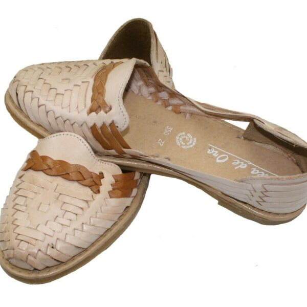 Genuine Mexican Leather Sandal