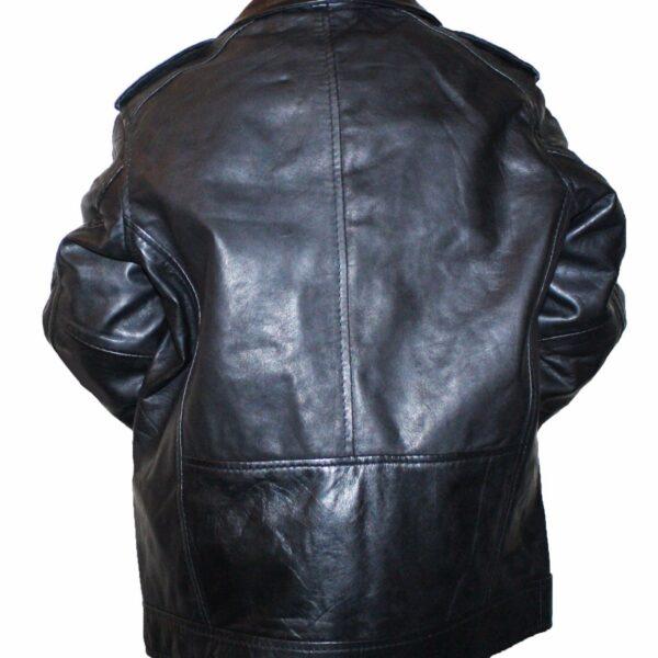 Kids Leather Biker Wears