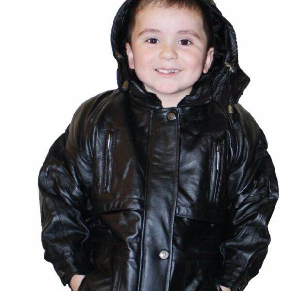 Napa Leather Coat Jacket