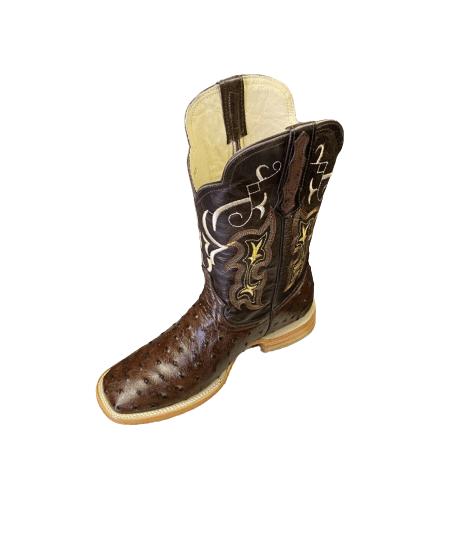 Men's Handcrafted Boots