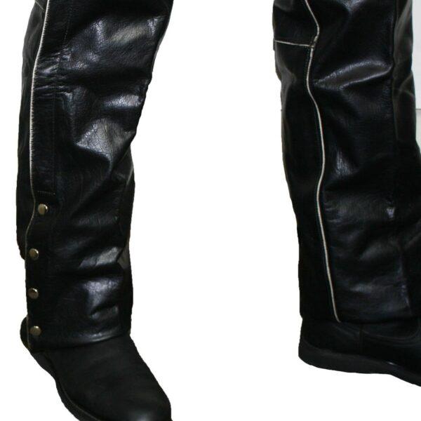 Leather Unisex Chaps
