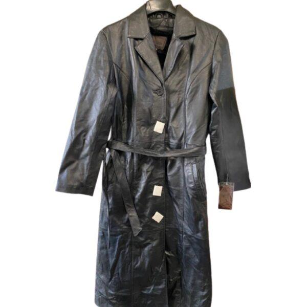 Ladies Long Trench Coat