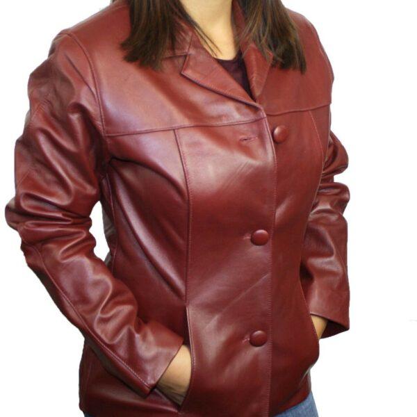 Women's Soft Lamb Jacket