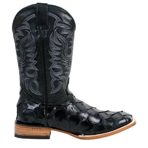 Men Square Toe Boots