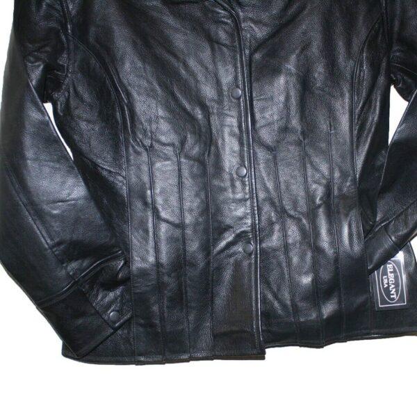 Women Snaps Closure Jacket