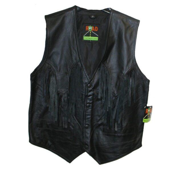 Men Black Vest